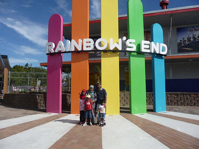 Rainbow\'s End Prize