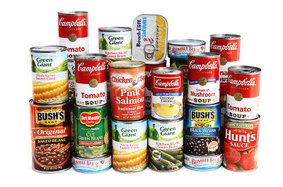 non perishable food donations
