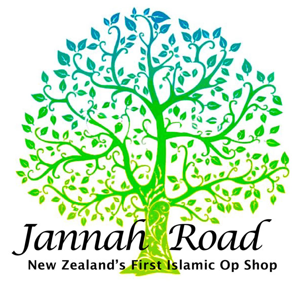 Jannah Road NZ First Islamic Op Shop