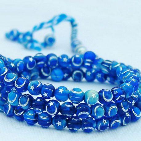 blue-tasbih