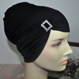 Buckle Diamante Cap