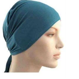 Cotton Tie Cap