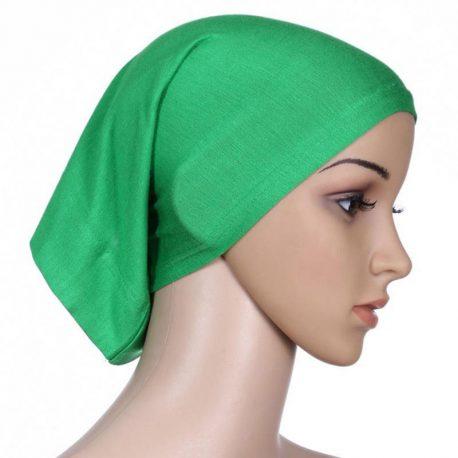 Green Tube Cap