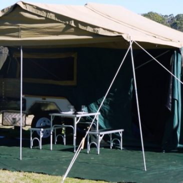 Muslim Families Camping Project