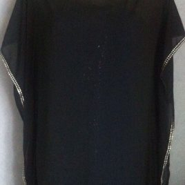 Diamante Black Kaftan