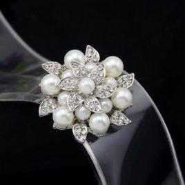 Pearl Bouquet Brooch