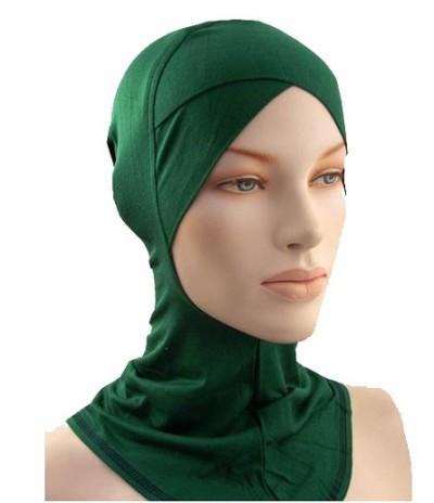 Two colour ninja cap