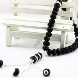 33 beads Crystal Tasbih