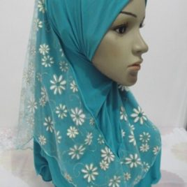 Daisy Net Pull On Hijab