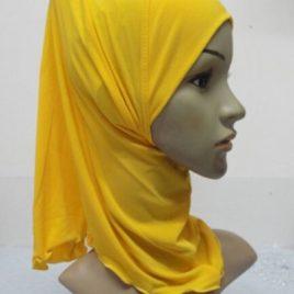 Small Girl's Plain Hijab