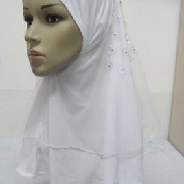Net Pull On Hijab