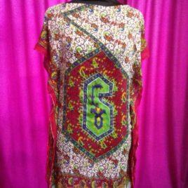 Village Girl Tunic Dress