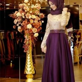 Modest Evening Dress