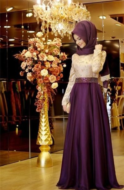 Turkish exclusive wedding party dress