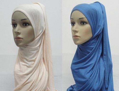 Large Jersey Hijab scarf