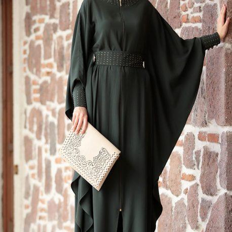 Batwing Abaya